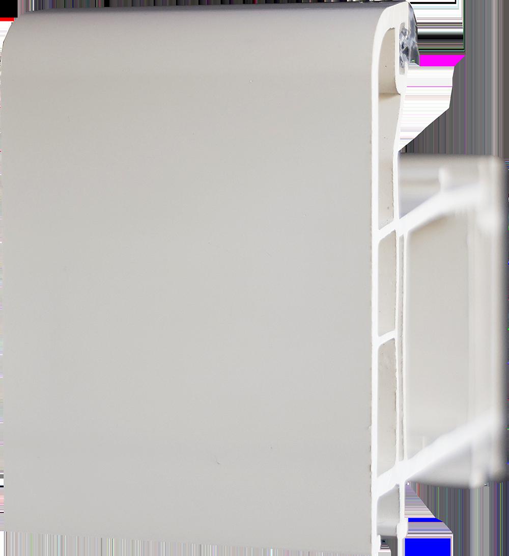 White window border